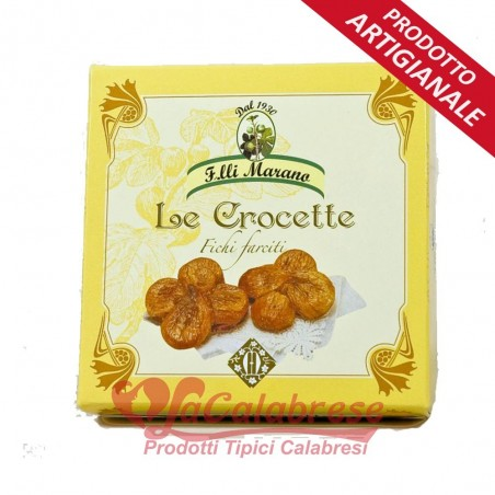 CrocetSpreaders of figs with almond f.lli Marano Gr 250