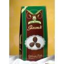 Joyous covered with extra pure chocolate fondant Marano Gr 250