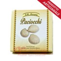 Paciocchi with almonds covered with choc. pure white Marano Gr 250