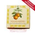 Spicchi di Mandarino ricoperti di ciocc.puro extra fondente Marano Gr 200