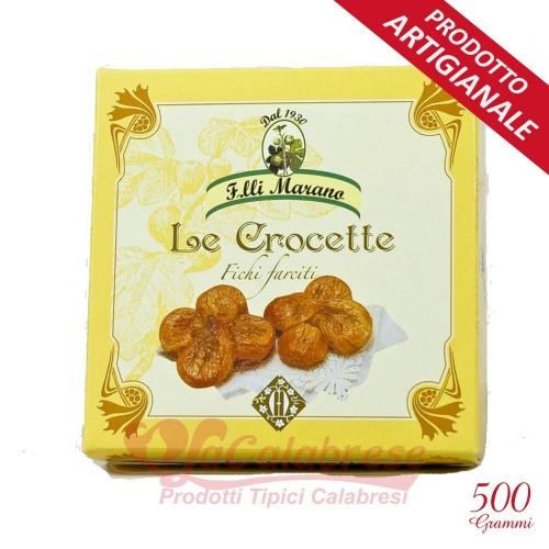 Epandage de figues aux amandes f.lli Marano Gr 500