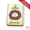 Coroncine di fichi aromatizzate alla cannella Marano Gr 250