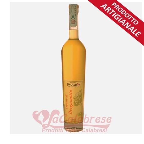 Liquore al bergamotto Passaro 50 cl