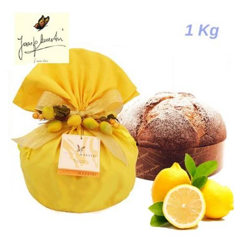 Panettone Classico al LIMONE Artigianale Jacopo Maestri 1 kg