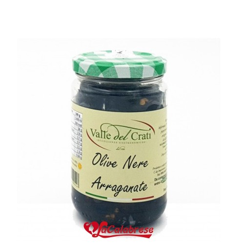 OLIVE NERE ARRAGANATE