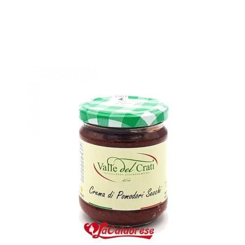 Crema di Pomodori Secchi in Olio di Oliva 180 gr