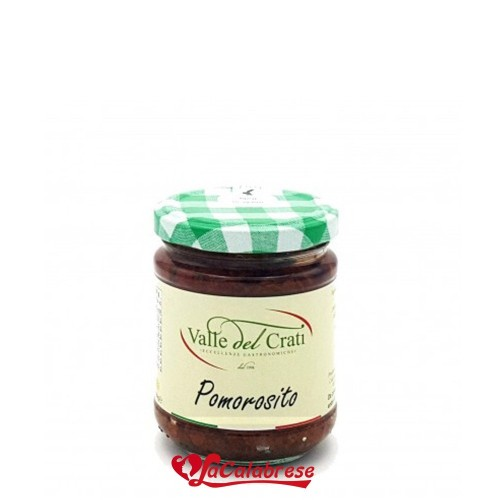 POMOROSITO CREAM OF ROSED MUSHROOMS AND DRIED TOMATOES 180 GR