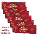 canned tuna Callipo olive oil - 6 pack 80X3