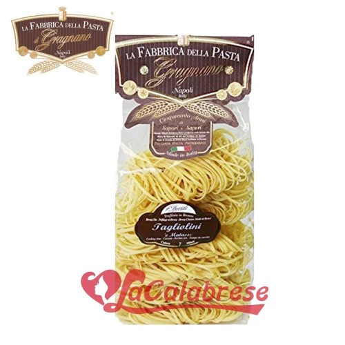Pasta di Gragnano IGP - Tagliolini 500 Gr