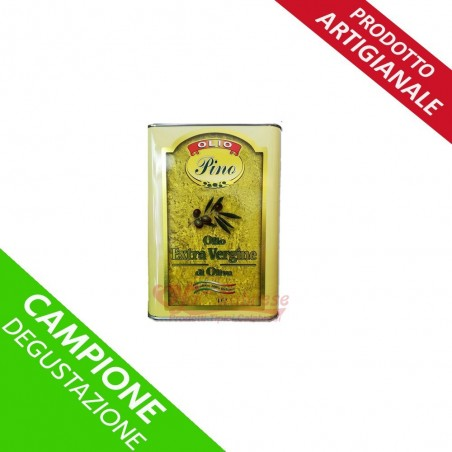 "Calabrese Extra Virgin Olive Oil ""Oliovinicola Pino"" Tasting"