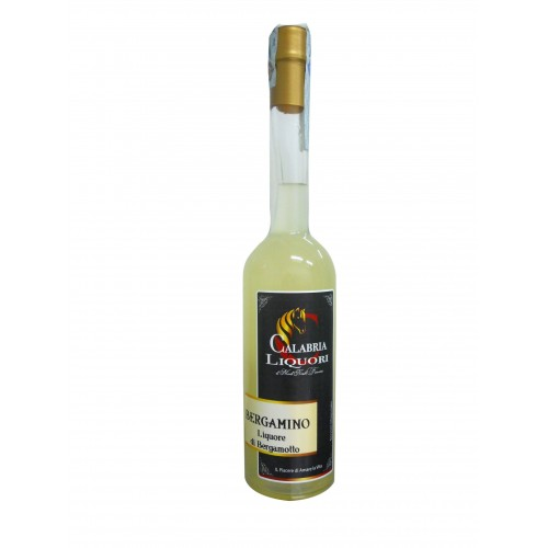 Artisan Bergamot liqueur 50 cl