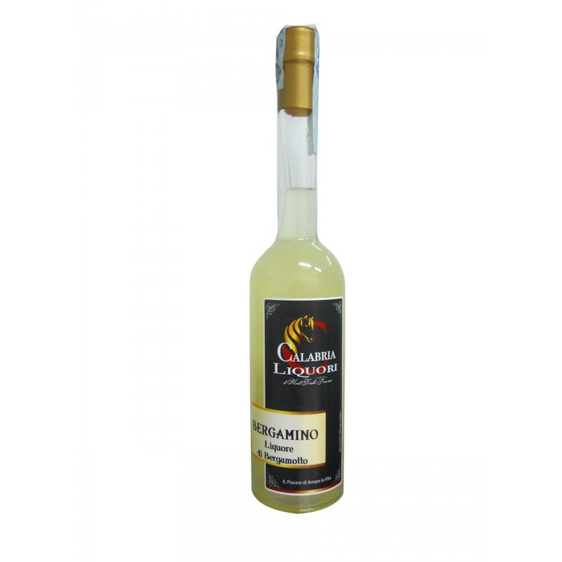Liqueur artisanale de bergamote 50 cl