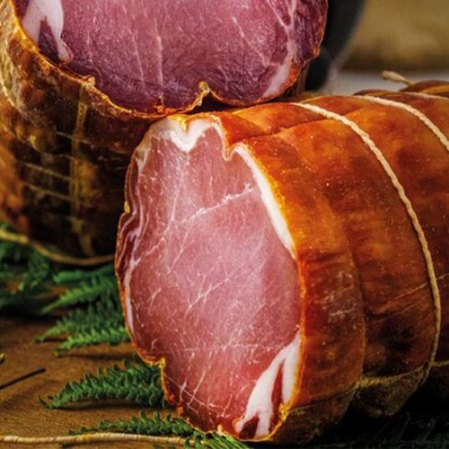 Thinness seasoned cured meat factory Pulice 500 Gr