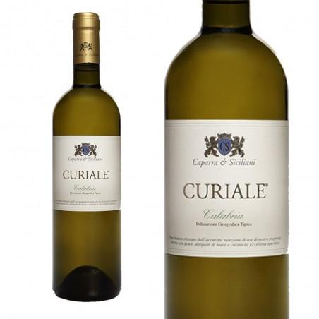 White wine Ciro Curiale DOC Cl. 75