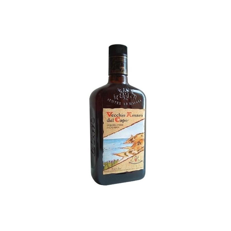 Vecchio Amaro del Capo Caffo Cl 70