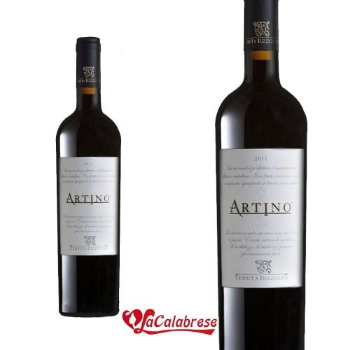 """Vino Rosso""""Iuzzolini"""" Artino Cl 75"""