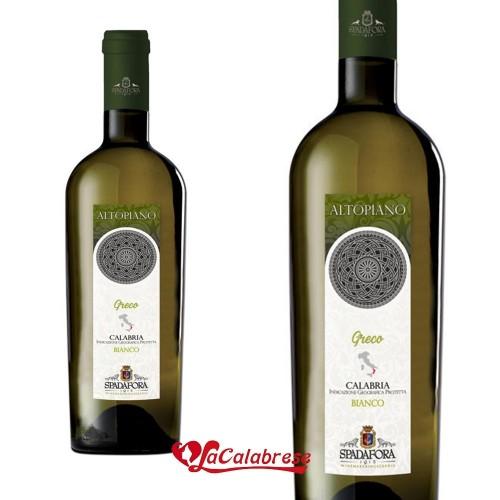 "Vino Bianco ""Spadafora"" Altopiano IGP  cl 75"