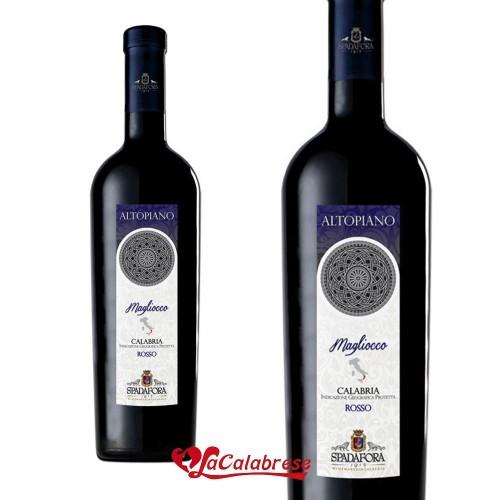 """Vino Rosso """"Spadafora"""" Altopiano IGP  cl 75"""