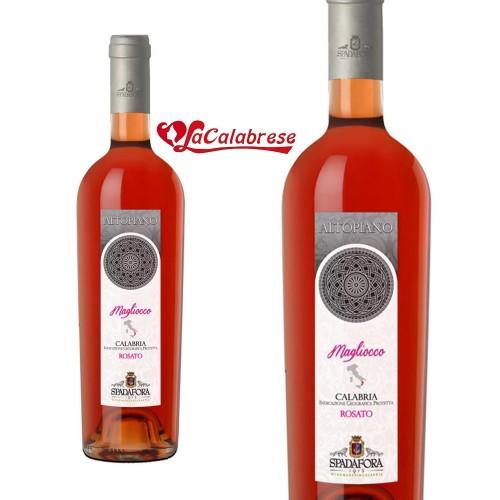 "Vino Rosato ""Spadafora"" Altopiano IGP  cl 75"
