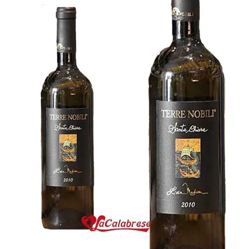 "Vino Bianca ""Lidia Matera"" Santa Chiara cl 75"