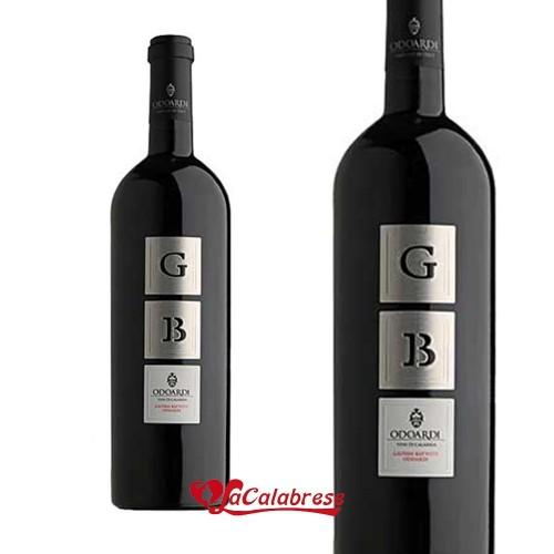 "Vino Rosso ""Odoardi"" G.B. cl 75"
