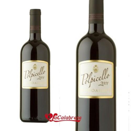 """Vino Rosso """"Odoardi"""" Polpicello DOC cl 75"""