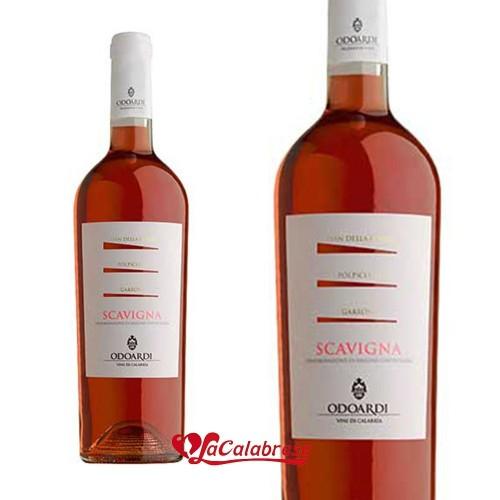 "Vino Rosato ""Odoardi"" Scavigna DOC cl 75"