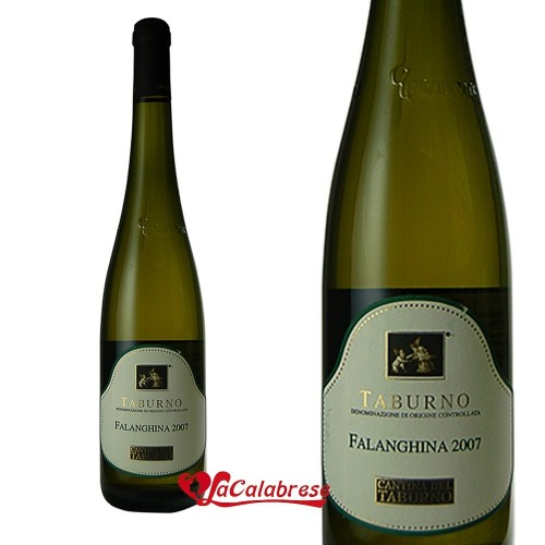 "Vino Bianco ""Cantina del Taburno"" Falanghina CL 75"