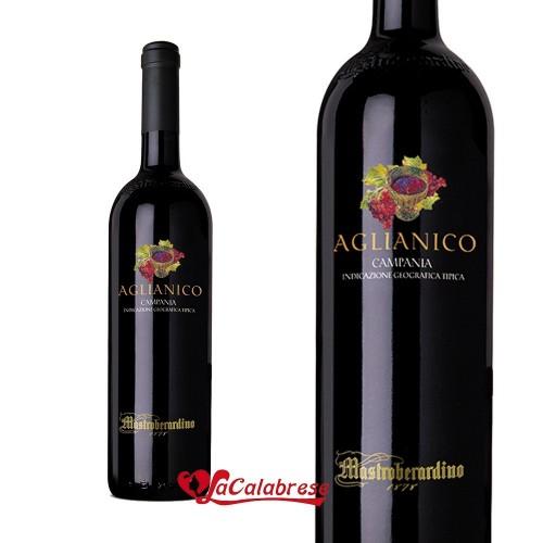 """Vino Rosso """"Mastroberardino"""" Aglianico CL 75"""
