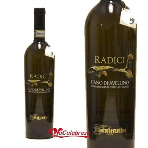 "Vino Bianco ""Mastroberardino"" Fiano DOC CL 75"