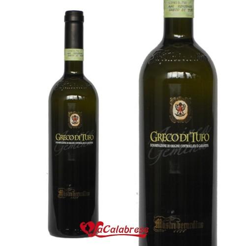 """Vino Bianco """"Mastroberardino"""" Greco di Tufo DOC CL 75"""