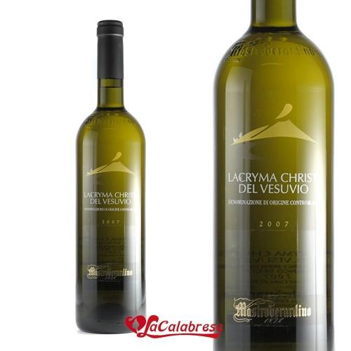 "Vino Bianco ""Mastroberardino"" Lachryma Christi DOC CL 75"