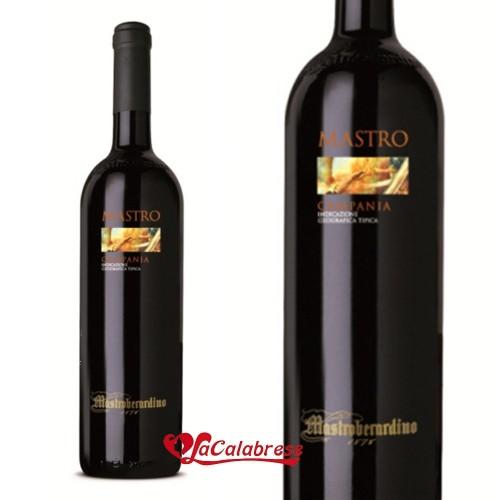 "Vino Rosso ""Mastroberardino"" Mastro IGT CL 75"