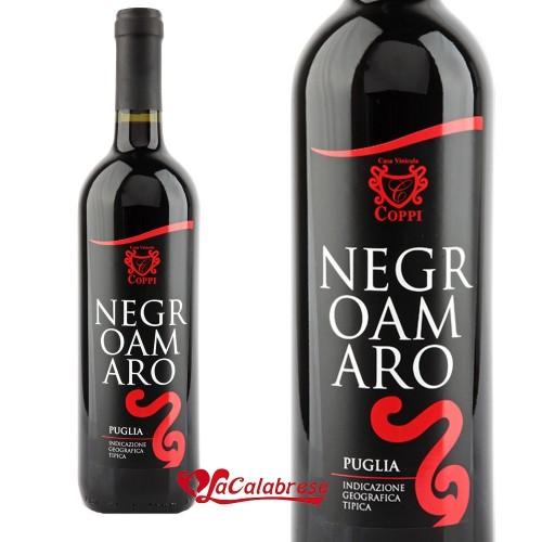 "Vino Rosso ""Negroamaro"" CL 75"