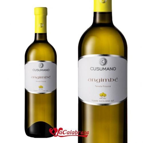 "Vino Bianco ""Cusumano"" Angimbè CL 75"