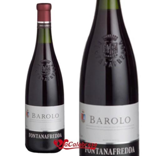 "Vino Rosso ""Fontanafredda"" Barolo CL 75"
