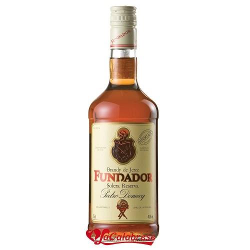 "Brandy ""Fundador"" cl 70"
