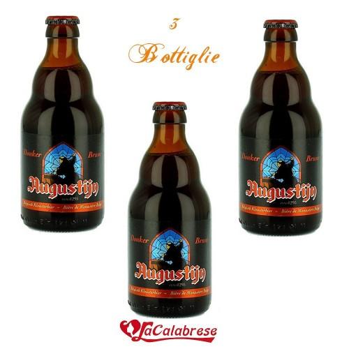 """Birra """"Augustijstin"""" cl.33x3 bottiglie"""