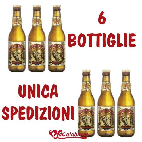 """Birra """"Du Demon"""" cl.25x 6 bottiglie"""