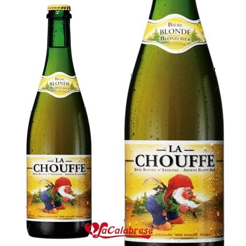 "Birra ""La Chouffe"" cl.75"