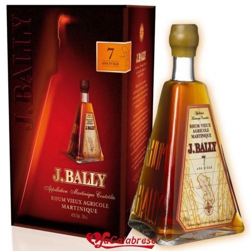 Rum Bally Agricolo 7 anni cl.70