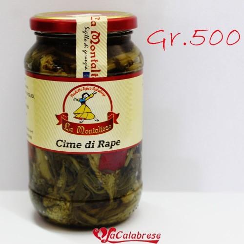 "Cime di rape ""La Montaltese"" Gr.300"